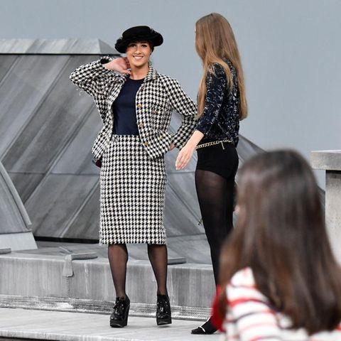 Fashion Week Chanel Flitzer