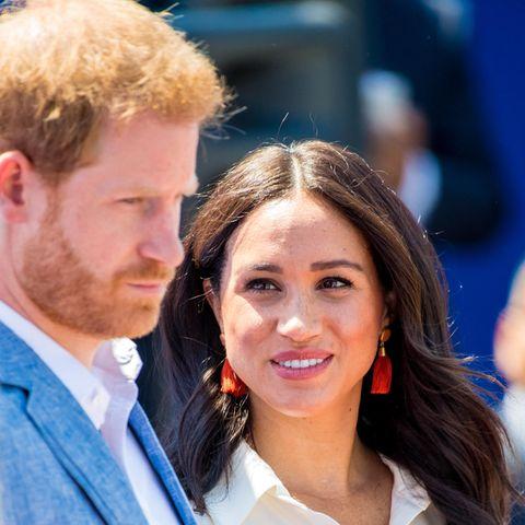 Royals: Warum Prinz Harry von Meghan Markle keine Glückwünsche bekommt