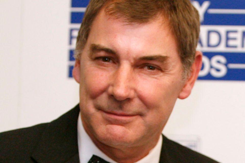 Journalist Tim Eward