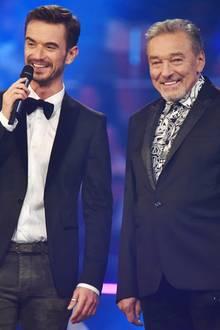 Florian Silbereisen und KarelGott