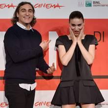 Joaquin Phoenix undRooney Mara