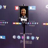 Jan Böhmermann hat alles möglich gemacht, um bei der Verleihung des Comedypreises mit dabei zu sein.