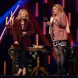 Spaß mit Schwestern:Annette und Caroline Frier