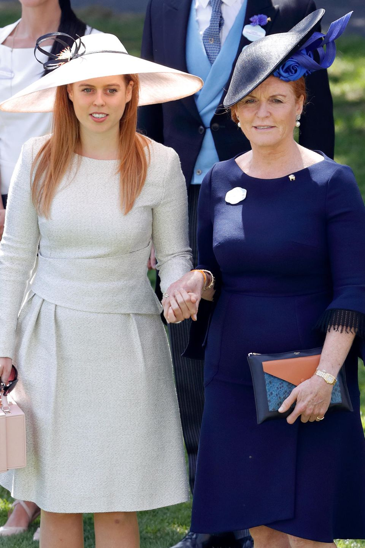 Prinzessin Beatrice und Sarah Ferguson