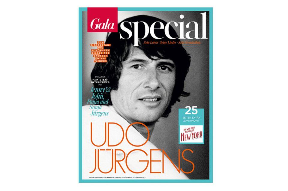 GALA Sonderheft Udo Jürgens erscheint am 17.10.2019