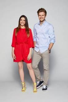 Heute sind die Zwillingsgeschwister Emily und Philip erwachsen und halten fest zusammen wie eh undje.