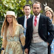 James Middleton und Alizee Thevenet