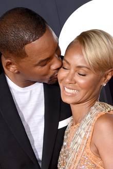 """Will Smith und seine Frau Jada sind ein tolles Paar, was sie auch bei der Premiere seines Films""""Gemini Man"""" beweisen."""