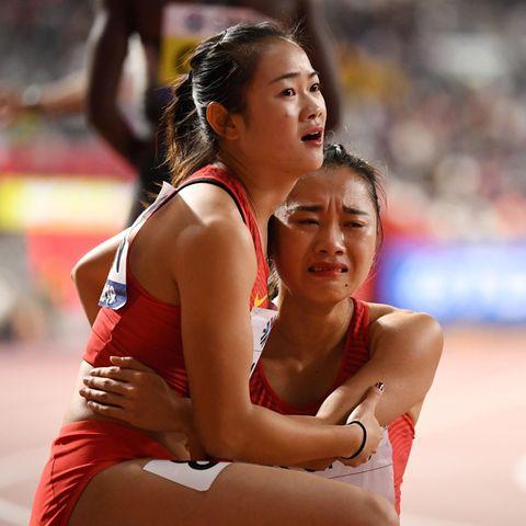 Liang Xiaojing + Ge Manqi