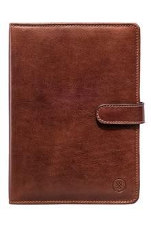 """Gewinnen Sie das hochwertige Lederadressbuch """"Comano"""" von Maxwell Scott."""