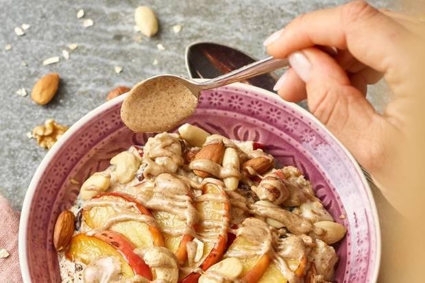 Porridge à la Sofia Tsakiridou