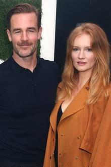 James van der Beek + Ehefrau Kimberly