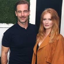 James van der Beek + Ehefrau Kimberly