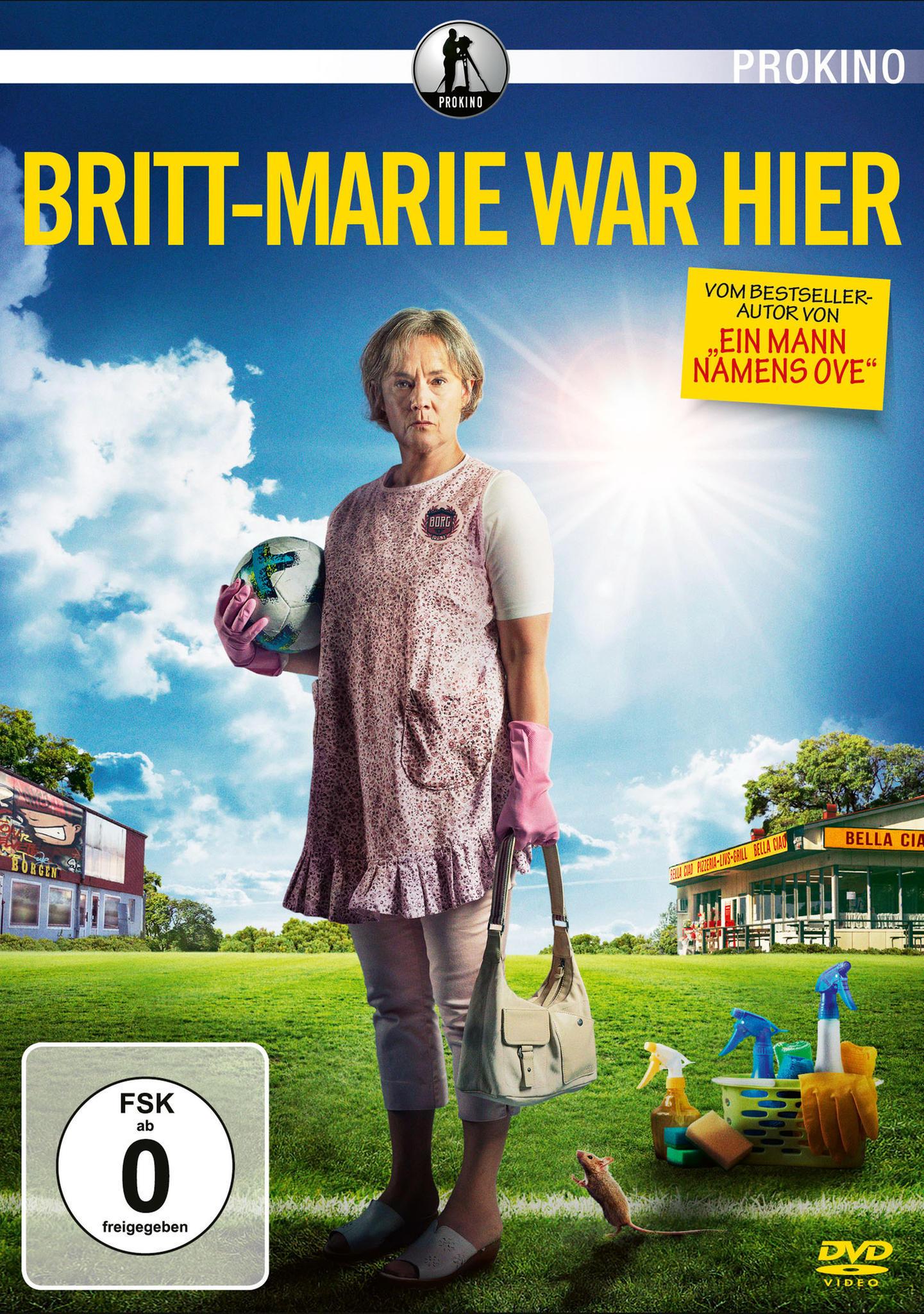"""""""Britt-Marie war hier"""""""