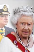 König Carl Gustaf, Queen Elizabeth