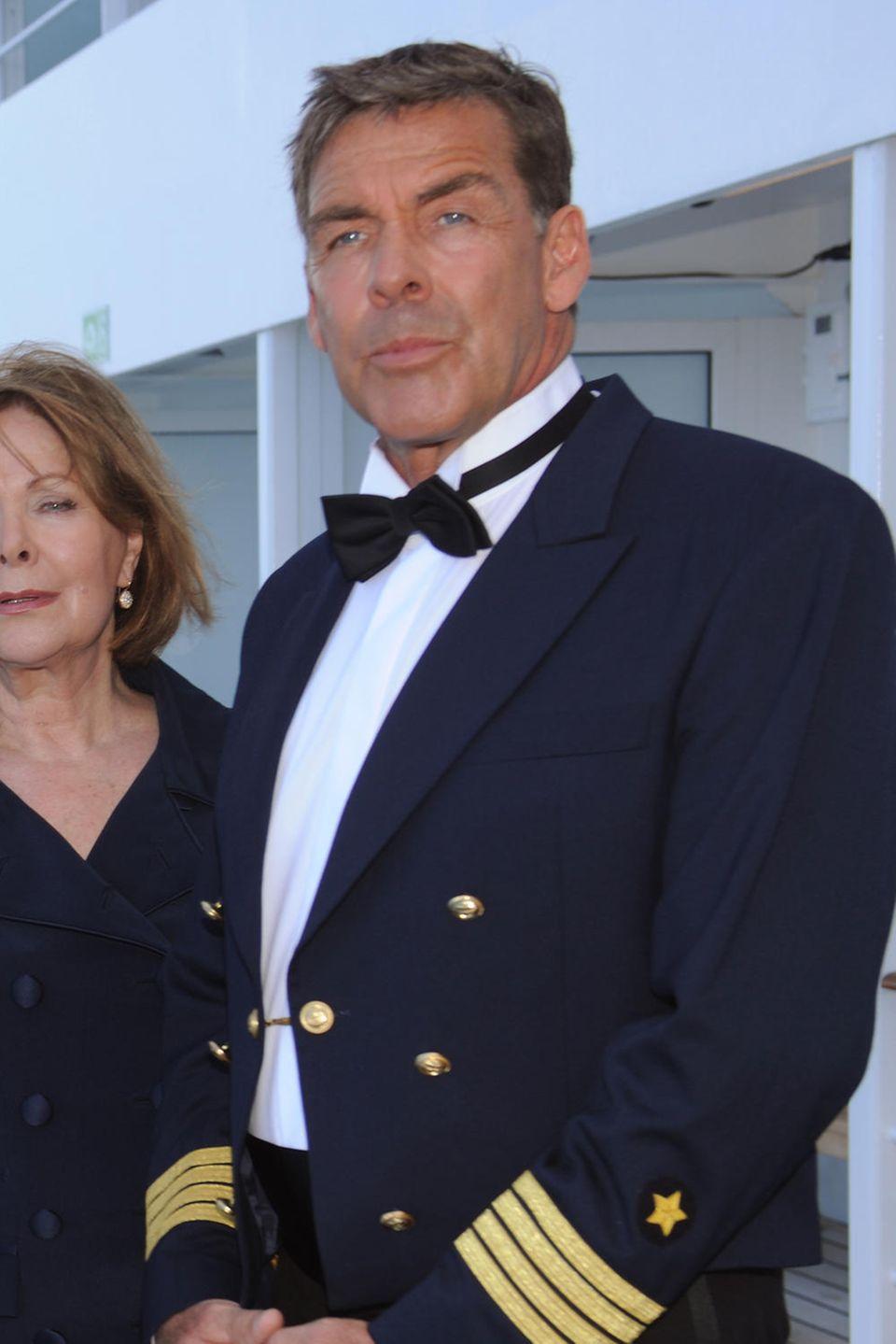 Sascha Hehn mit seiner ehemaligen Kollegin Heide Keller