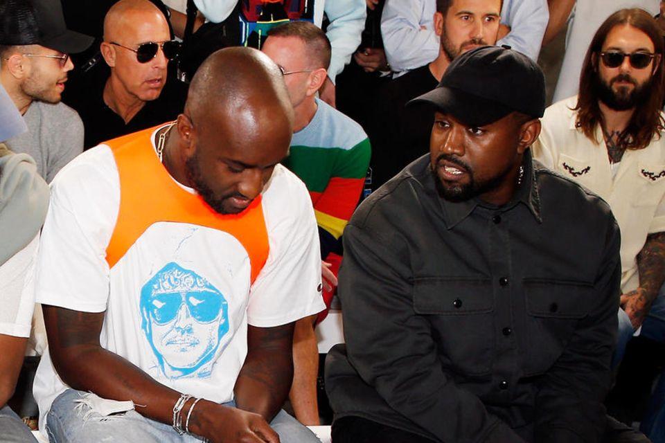 Virgil Abloh, Kanye West