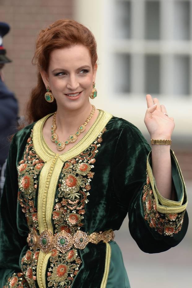 Prinzessin Lalla Salma von Marokko, Ehefrau des Königs (*1978)