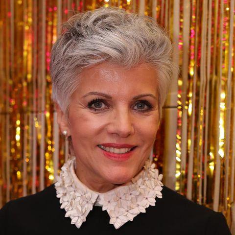 Birgit Schrowange, Moderatorin (*1958)