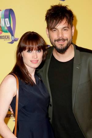 Nevio Passaro mit Freundin Verena