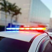 Polizeiauto in Florida