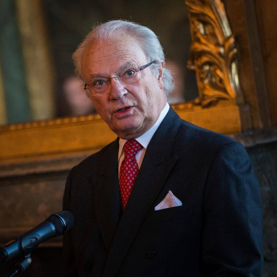 Sprecher von König Carl Gustaf bestreitet Gerücht um Apanage