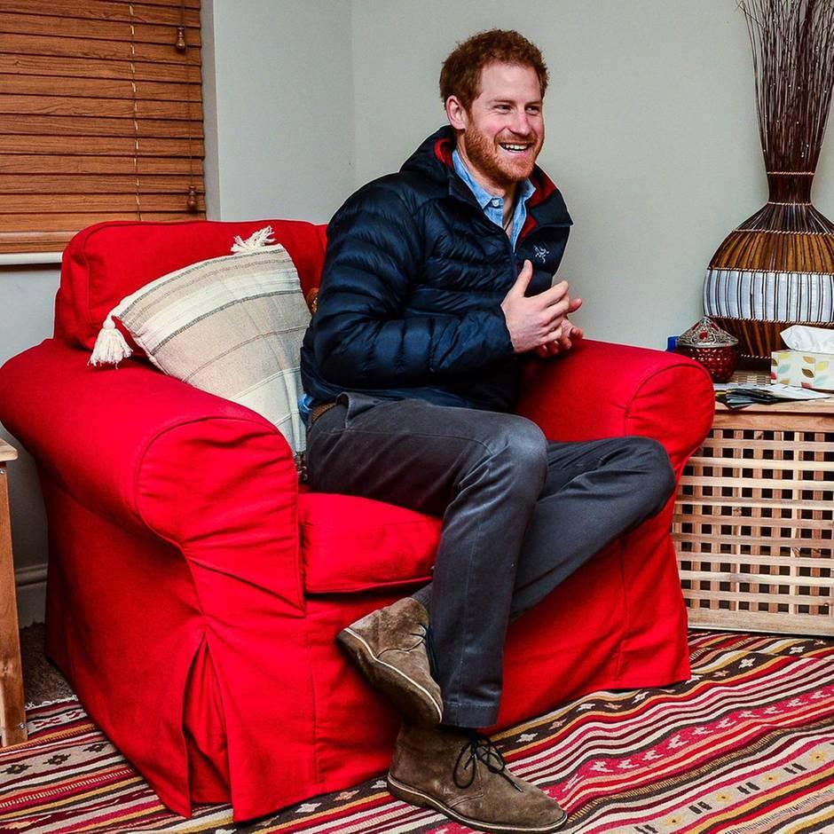 Er öffnet Ed Sheeran und der Welt die Tür