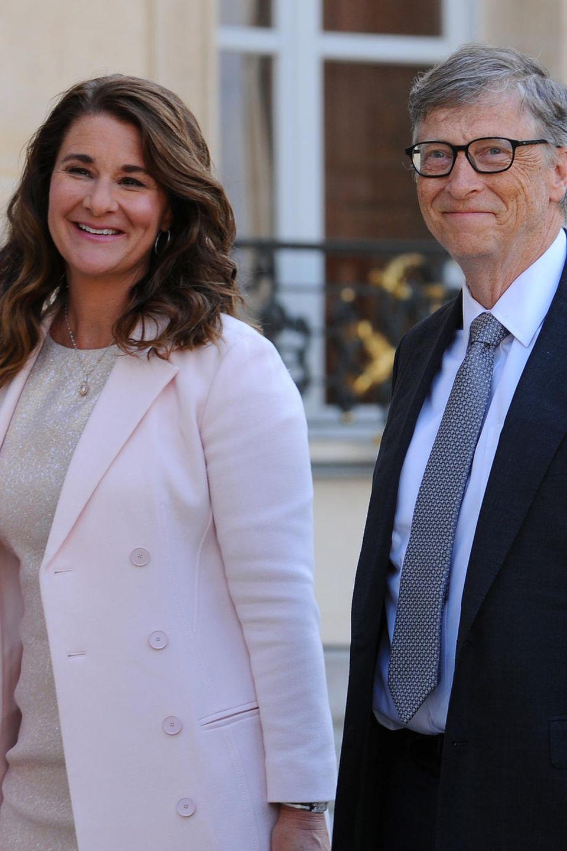 Melinda und Microsoft-Mitbegründer Bill Gates sind seit 1994 verheiratet und setzen ihr Vermögen für wohltätige Zwecke ein.
