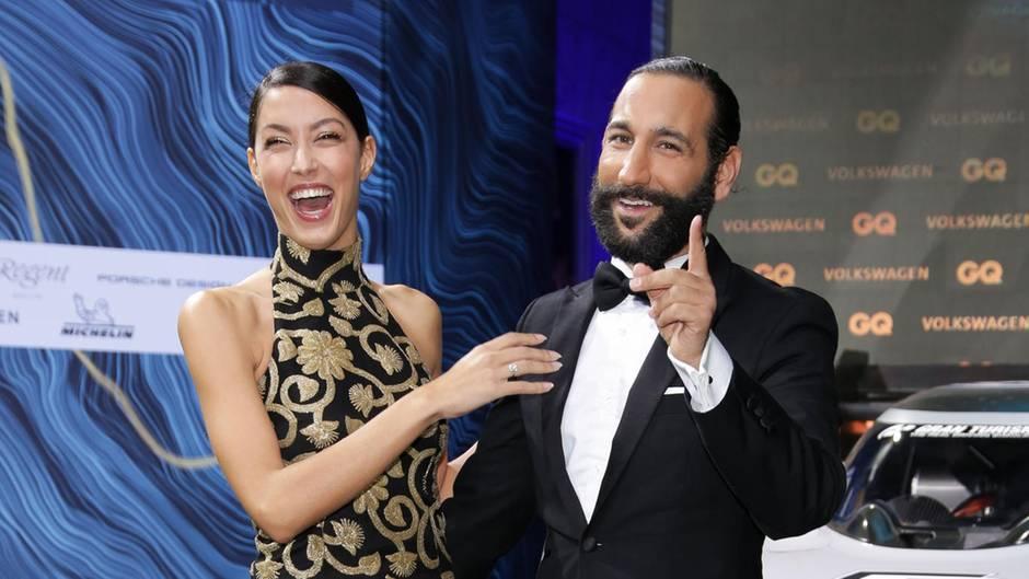 Sie tanzt mit Massimo Sinató auf Tour