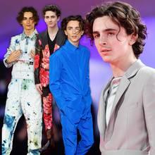 Seine Looks sind was ganz Besonderes: GALA zeigt den Style von Timothée Chalamet.