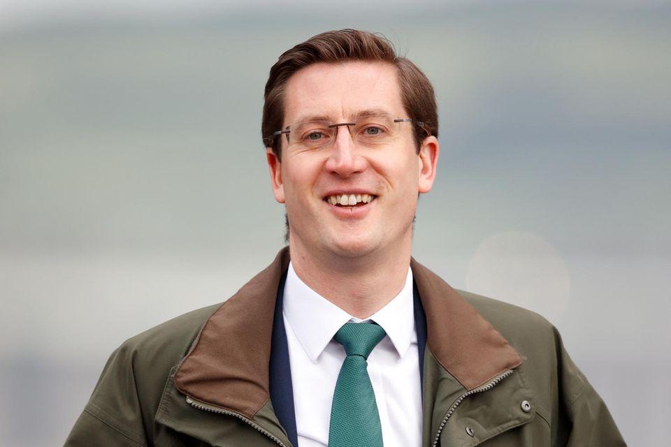 Simon Case, der Privatsekretär von Prinz William