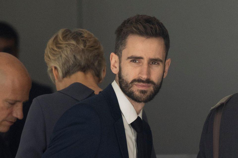 Christian Jones ist seit April 2019 der Kommunikationssekretär von Kate und William.