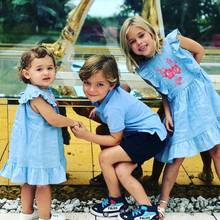13. Oktober 2019  Geschwisterliebe bei den Schweden-Royals:Prinzessin Madeleine erfreut ihre Instagram-Fans mit diesem süßen Schnappschuss von Adrienne, Nicolas und Leonore. Nach der Neuordnung des Königshauses können die drei ab jetzt ein freieres, privateresLeben genießen.