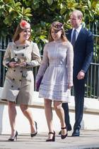 Prinzessin Eugenie, Prinzessin Beatrice und Prinz William