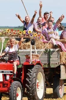 """Die Landwirte der 15. Staffel von """"Bauer sucht Frau"""""""