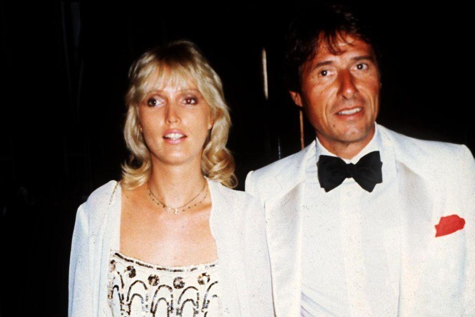 Corinna Reinhold und Udo Jürgens waren von 1987 bis 2006 liiert.