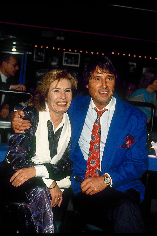 Panja (Erika Meier) und Udo Jürgens waren von1964 bis 1989 verheiratet