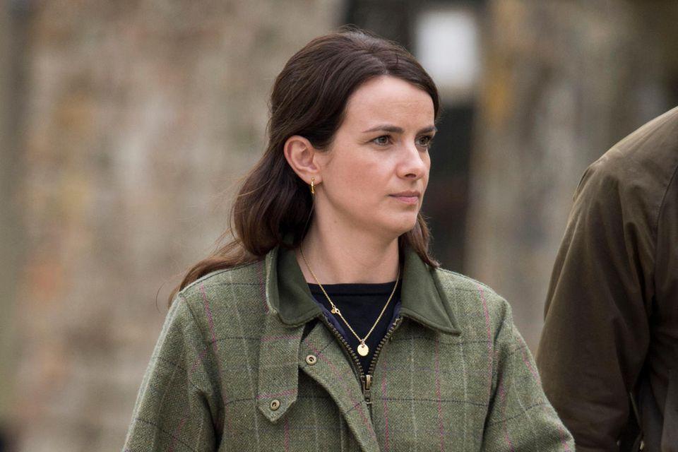 Sophie Agnew, die ehemalige Assistentin von Herzogin Catherine