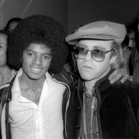 Michael Jackson, Elton John