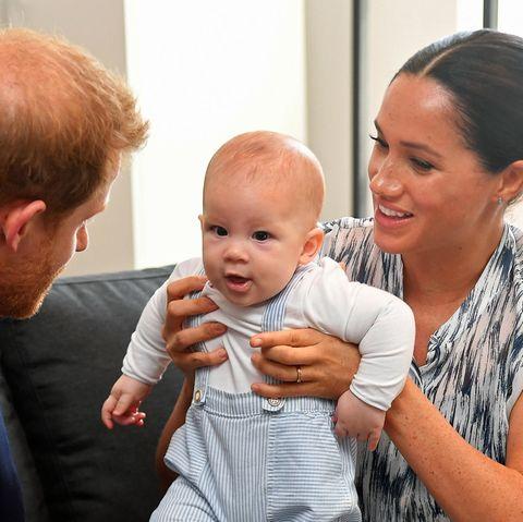Prinz Harry, Archie + Herzogin Meghan