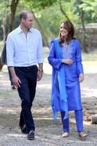 Prinz William und Herzogin Catherine in Pakistan