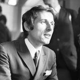 6. April 1967  Auch in Wien kann sich Udo Jürgens über eine goldene Schallplatte freuen, die nicht die letzte bleiben soll.