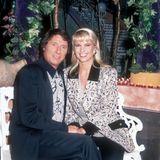 """03. Dezember 1993  Auch in der 90er-Erfolgssendung""""Traumhochzeit"""" mit Linda de Moldarf Udo Jürgens nicht fehlen."""
