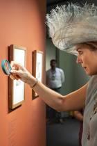 Königin Máxima bei der Eröffnung der Rembrandt-Ausstellung