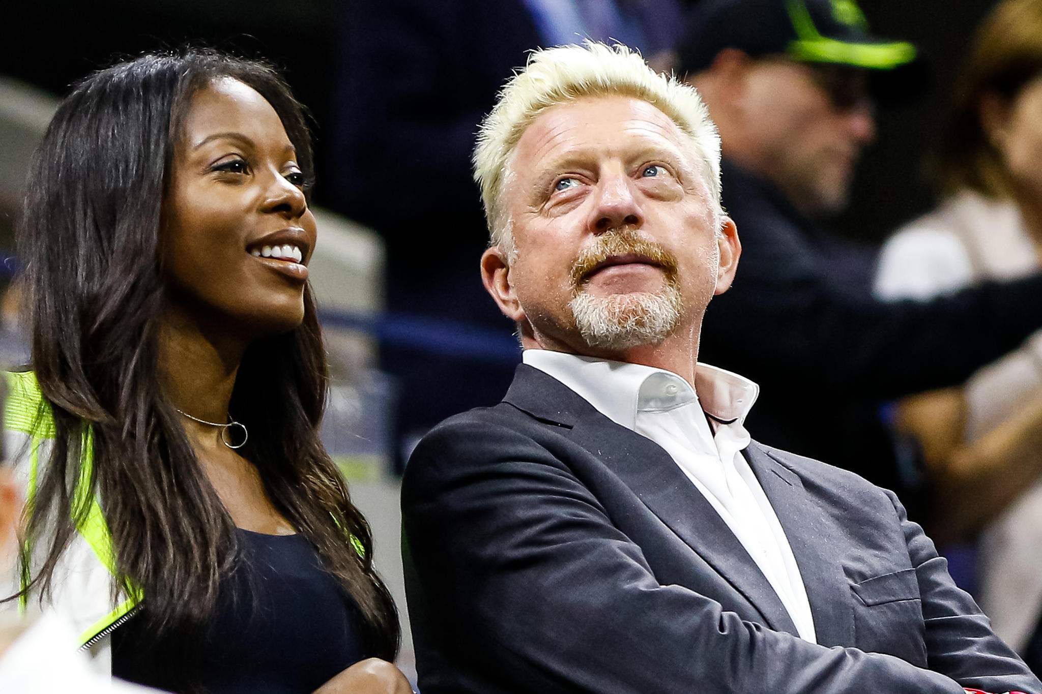 Layla Powell, Boris Becker