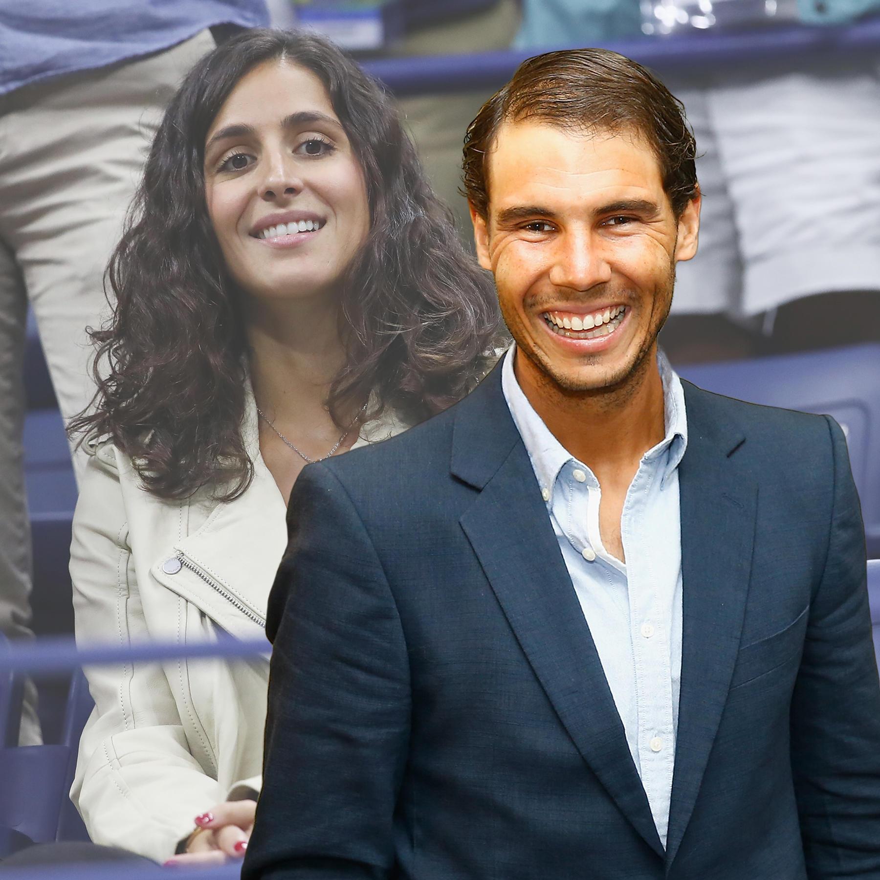 Xisca Francisca Perelló und Rafael Nadal