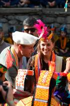 Prinz William und Herzogin Catherine reisen von 14. bis 18. August 2019 durch Pakistan. GALA zeigt die schönsten Fotos.