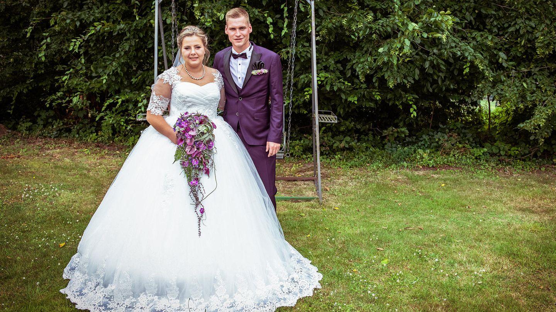 Sarafina Wollny: Für ihr Brautkleid ist sie extra in die Türkei