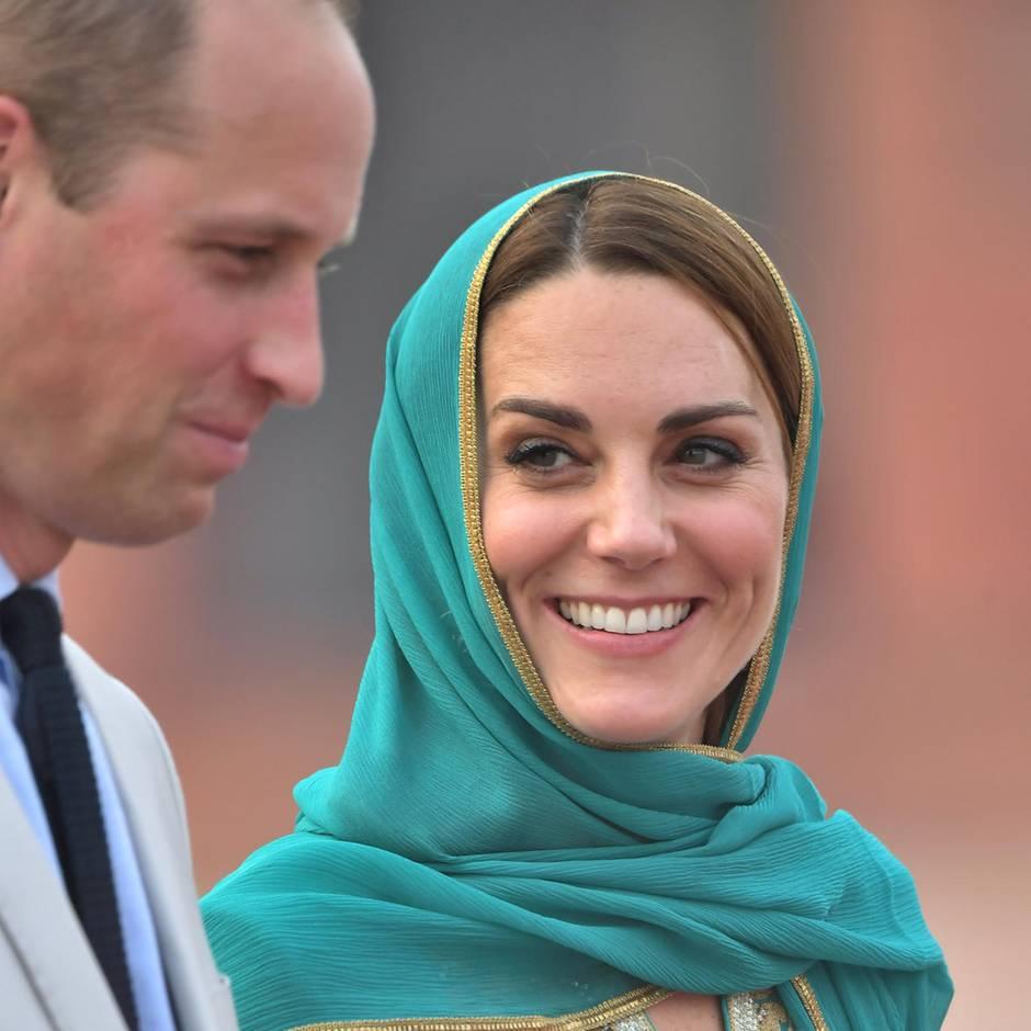 Diese Worte von William über Kate gehen unter die Haut