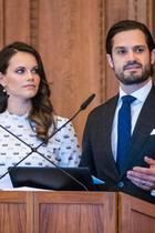 PrinzessinSofia und Prinz Carl Philip